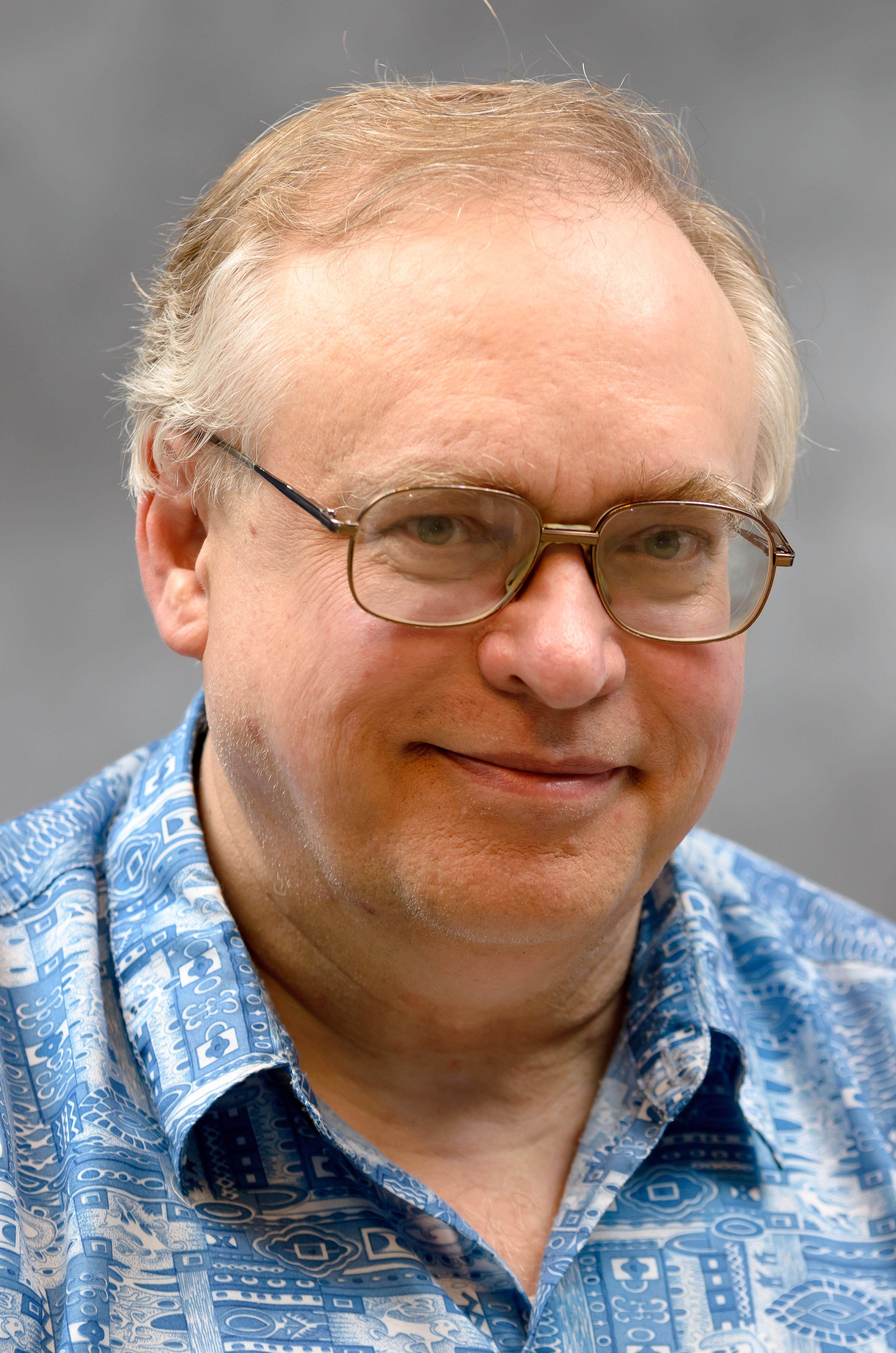 Mogens Jensen, Ph.D., a psychologist in Cumming, GA