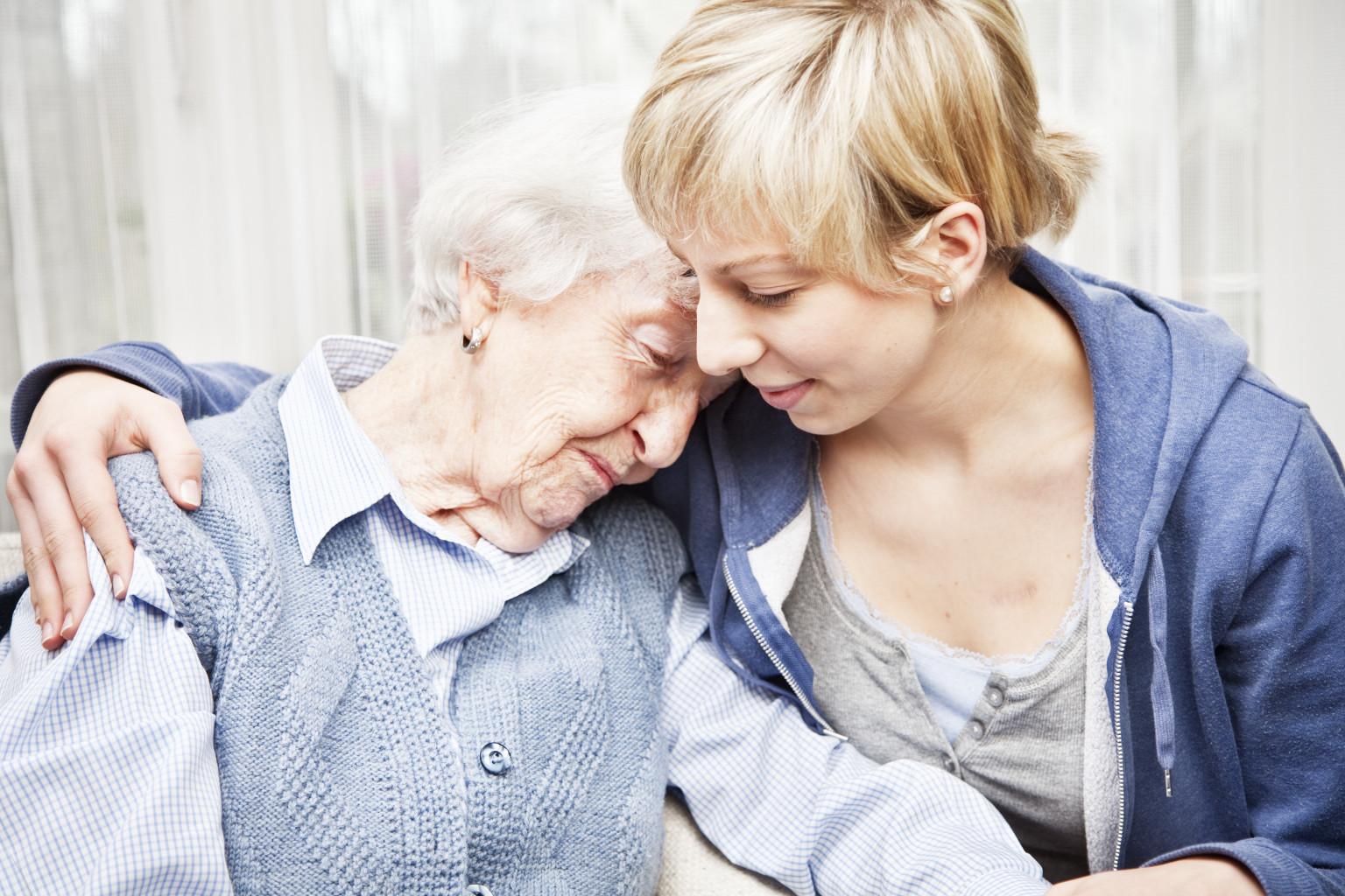 Caregiving and self-care
