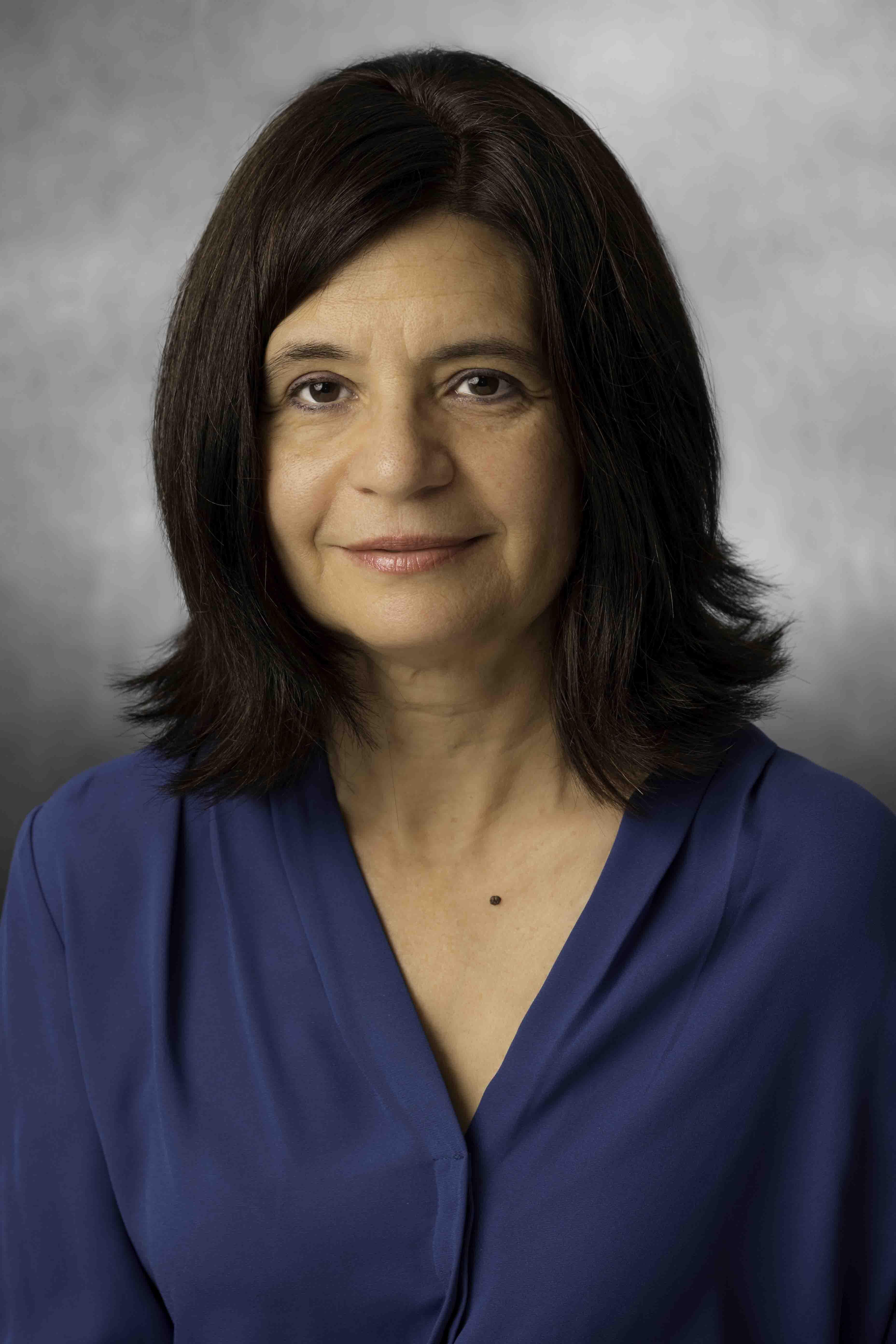 Maria Zayas, Ed.D., a psychologist in Cumming, GA